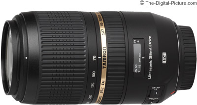 Tamron 70 300mm F 4 5 6 Di Vc Usd Lens Review