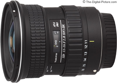 how to use tokina 11 16mm lens