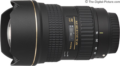 Tokina 16 28mm F 2 8 At X Pro Fx Lens Review