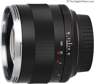 zeiss 85mm f/1.4 classic lens review